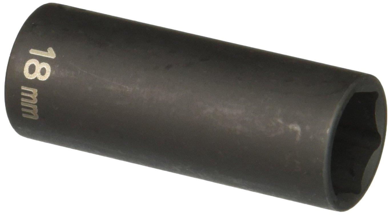 Grey Pneumatic (1018D) 3/8' Drive x 9/16' Deep Socket