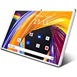 Tablet 10 Inch, Android 10 Tablet, 3G Phone Call with Dual Sim Card Tablet PC, 32GB Storage, 1280x800 HD Touchscreen…