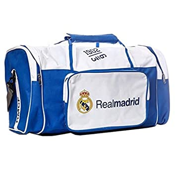 0093e0d2ab Sac de sport Real Madrid club foot CR7 Ronaldo Benzema: Amazon.fr ...