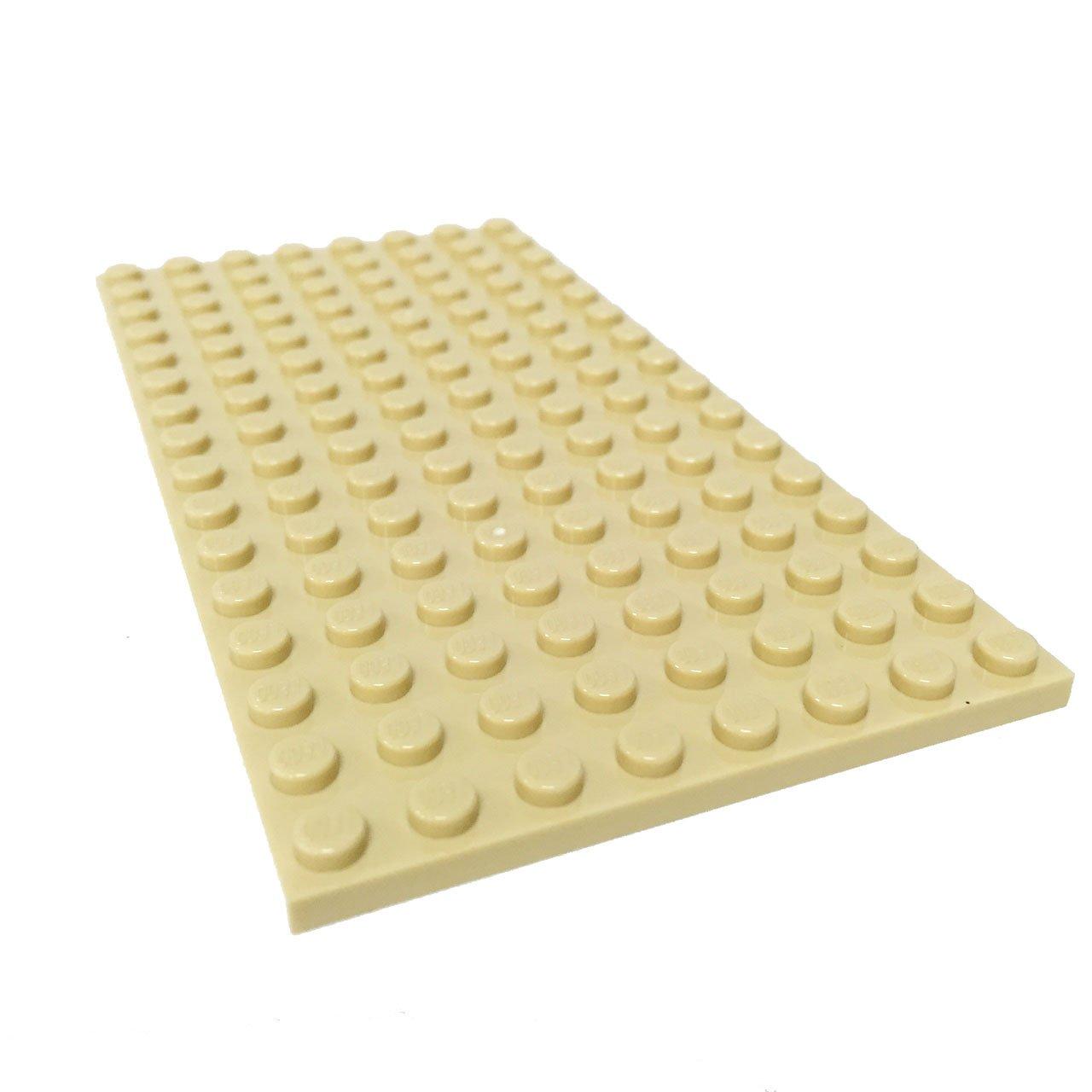 Lego Plate 8 x 16 Tan Sand Baseplate 41101 Beach