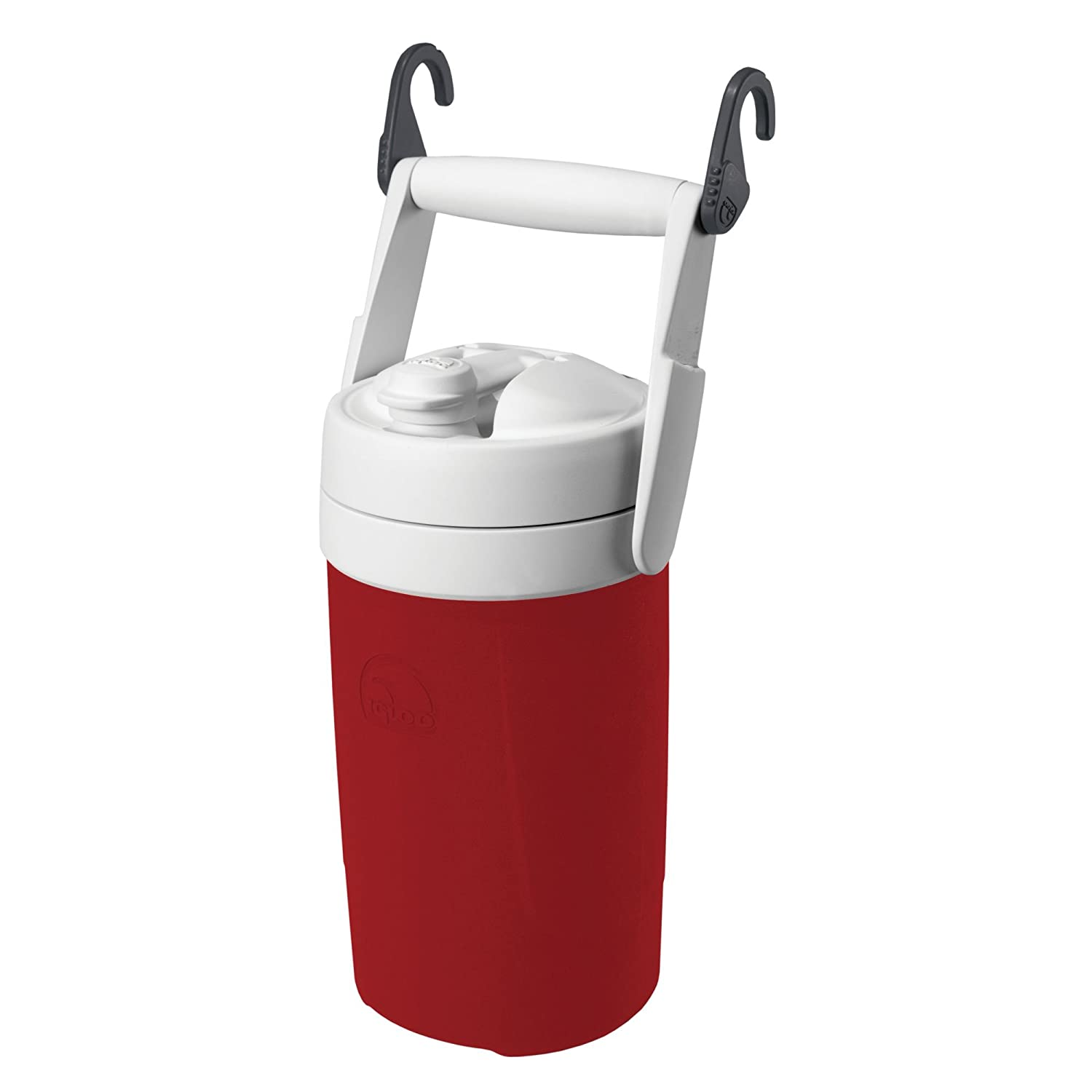 Igloo Products Corporation 000416674 Sport Cooler with Hooks, ROT Heat, 1/2 gal by Igloo Products Corp.