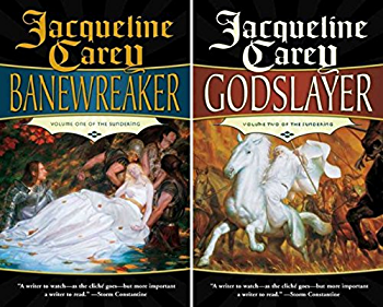 The Sundering (2 Book Series) Kindle Edition by Jacqueline Carey