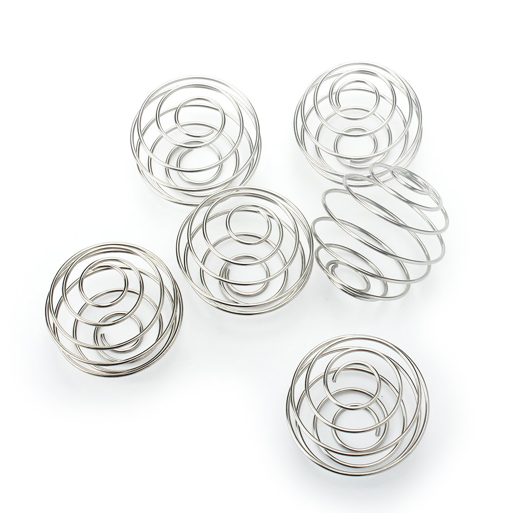 lumanuby 1/pieza Licuadora de acero inoxidable 304/para Mixing prote/ína Di/ámetro 5,0/cm