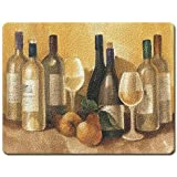 Vintage Wine Large Cutting Board