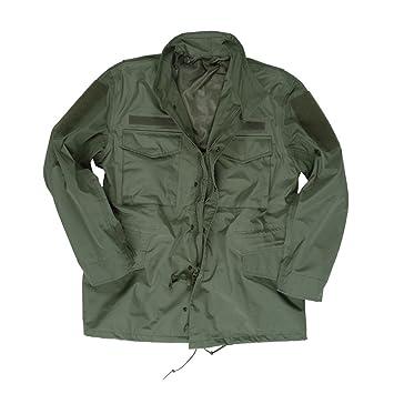 USA es M65 3 campo laminas olivaAmazon chaqueta de Yfy7bgv6