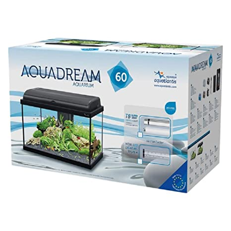 PaylesswithSS Aquatlantis Aquadream 60 - Juego de Acuario