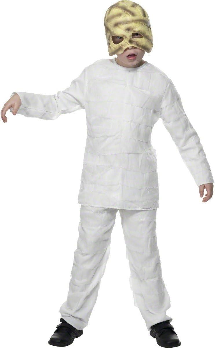 Mummy - Disfraz de momia para niño, talla 4-6 años (32691S ...