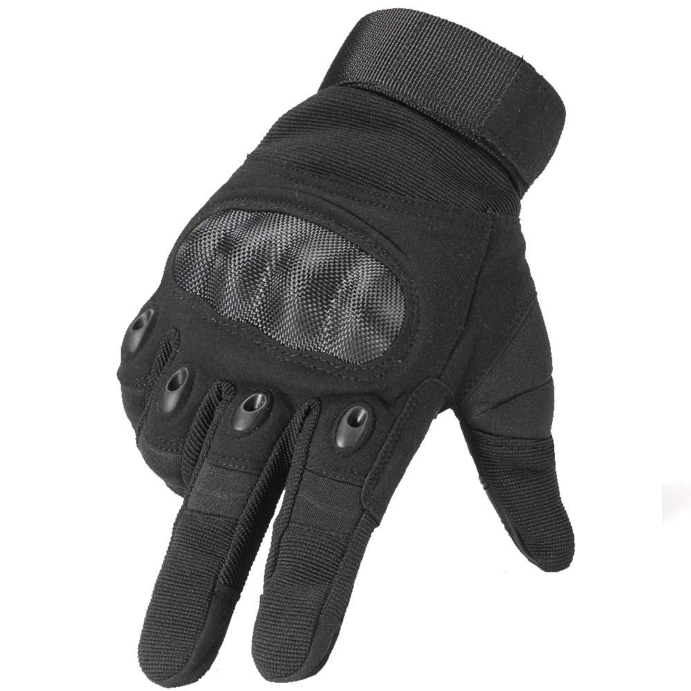 ATV Riding Motorbike S Hiking Yizhet Motorcycle Gloves Touch Screen Full Finger Gloves Men Protection Gloves for Cycling