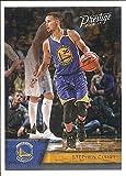 Stephen Curry Golden State Warriors 2016-17 Panini Prestige Basketball Card #7