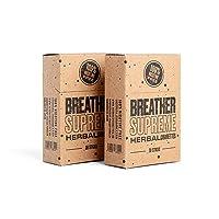 Herbal Cigarettes - Tobacco and Nicotine Free 2 Packs 40 Smokes