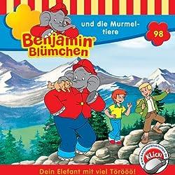 Benjamin und die Murmeltiere (Benjamin Blümchen 98)
