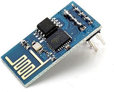 ESP8266 Version 01 WIFI Wireless Transceiver WLAN Modul ESP-01 LWIP AP+STA