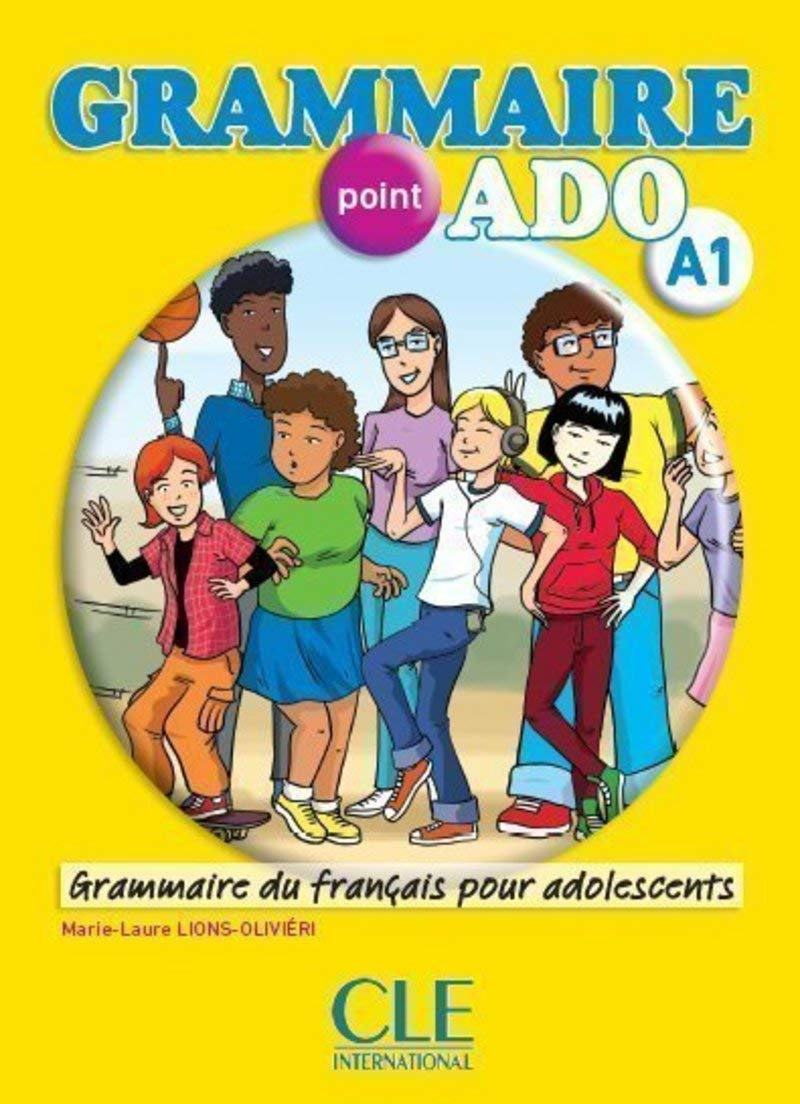 Grammaire Point Ado Livre Cd Audio French Edition