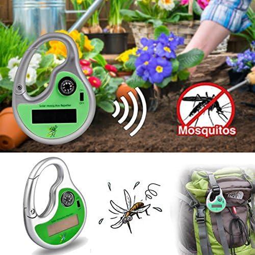 LEEPRA - Repelente de Mosquitos para jardín con brújula: Amazon.es: Jardín