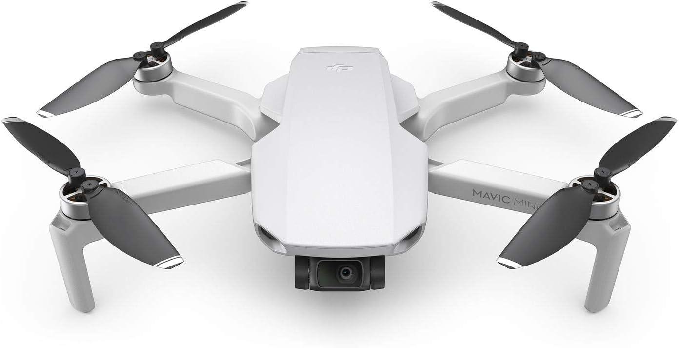 DJI Mavic Mini Fly More Combo Ultralight Quadcopter Drone ...