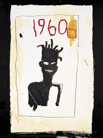 amazon com jean michel basquiat untitled 1960 1983 art print poster