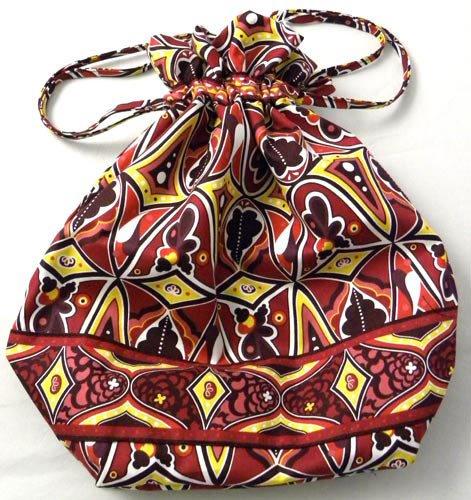 Jitney Bag - Stephanie Dawn Jitney - Bohemia * New Quilted Handbag USA 10045-014