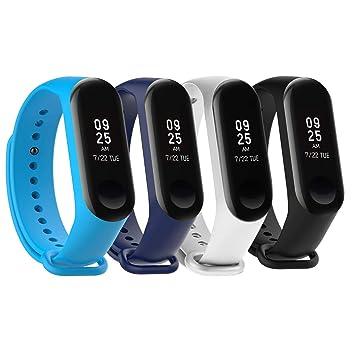 Amazon.com: Honecumi - Correa de repuesto para reloj Xiaomi ...