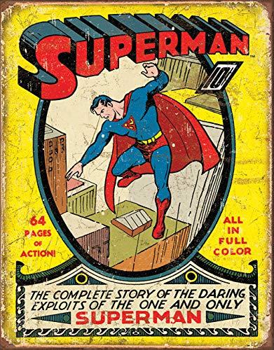 (Desperate Enterprises SS-BRK-TSN1968 TSN1968 Superman #1 Cover)