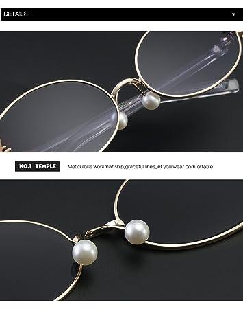 WZW Ovale bunte Linse Polarisierte Sonnenbrille für Frauen , reed c3