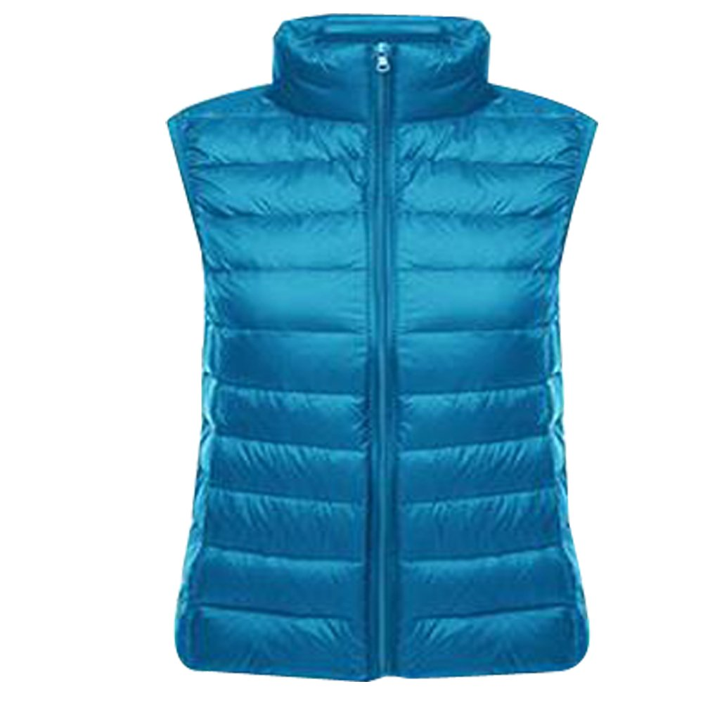 XFentech Women Ladies Girls Ultralight Down Vest Body Warmer Sleeveless Gilet