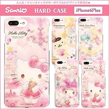 783c8e8b07 【カラー:ハローキティ】iPhone7Plus サンリオ キャラクター ハードケース ハード ケース ハローキティ マイ