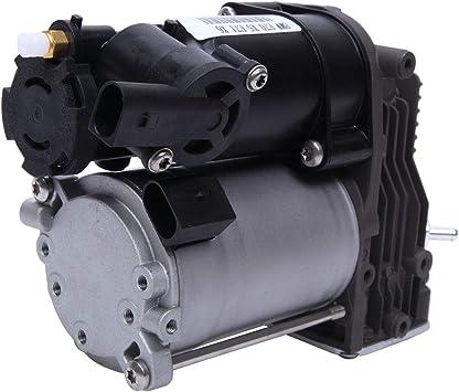 A-Premium Air Suspension Compressor Pump Replacement for BMW E70 X5 2007-2013 E71 X6 2008-2014