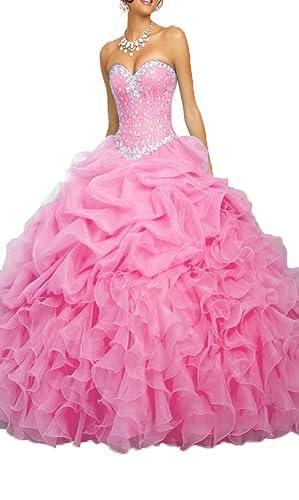 Hermosos vestidos de fiesta a espectaculares precios