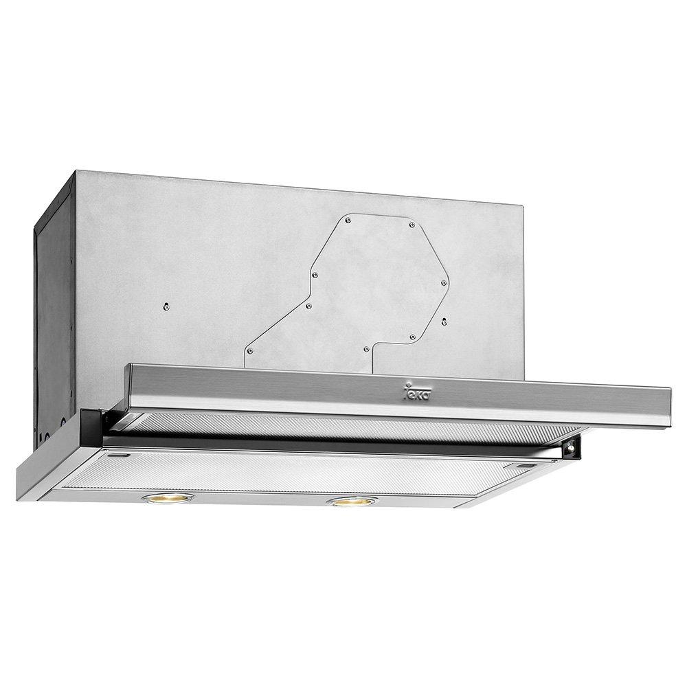 Teka CNL1 3000 Kitchen Hood with Automatic Shutdown Function, Inox ...