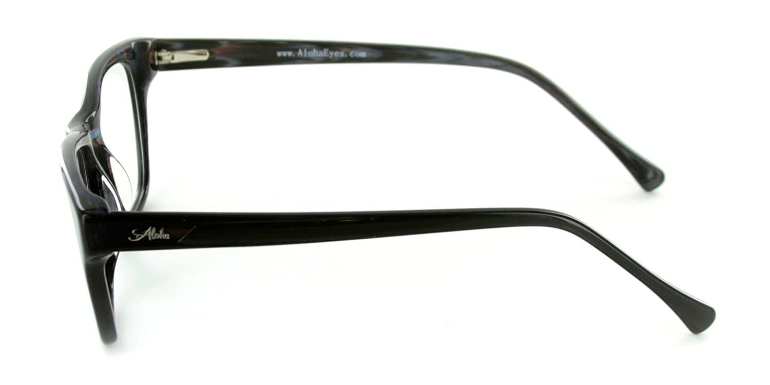 7ec37e22eaa Amazon.com  Aloha Eyewear Tek Spex 1005 Wide Fit Unisex Progressive  Multifocus Reading Glasses