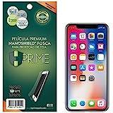 Pelicula HPrime NanoShield Fosca para Apple iPhone XR/iPhone 11, Hprime, Película Protetora de Tela para Celular, Transparent