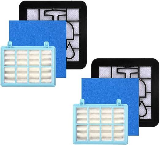 KEEPOW Kit de filtros de repuesto para aspiradora PowerPro Compact ...