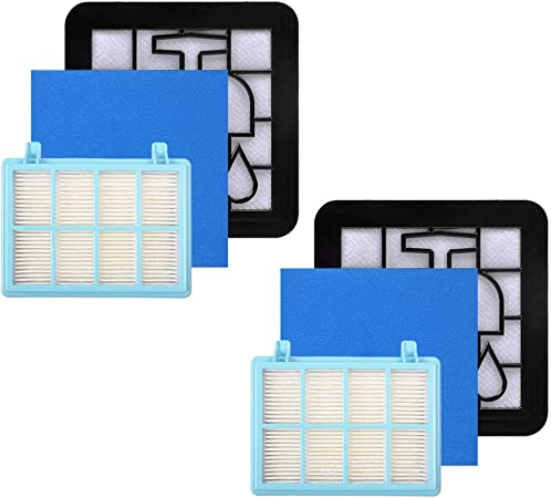 KEEPOW 2 Pack de Reemplazo Filtros para Philips PowerPro Active Replacement FC9331/09: Amazon.es: Hogar