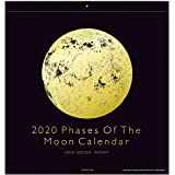 アートプリントジャパン 2020年 GOLD Designカレンダー/Moon vol.213 1000109421