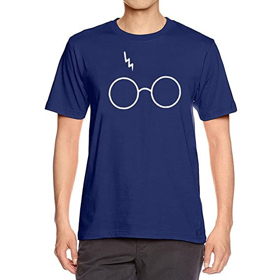 Internet_camisetas de hombre Hombres Que Imprimen la Blusa de la Camiseta de Manga Corta de la