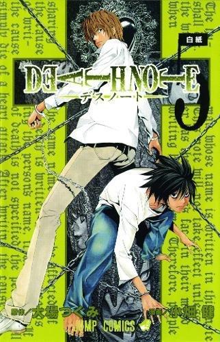 Death Note, Vol. 5