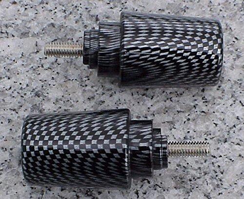 i5 Carbon Billet Bar Ends for Honda CBR600RR CBR929RR CBR954RR CBR1000RR CBR600 CBR929 CBR954 CBR1000 CBR 600 F2 F3 F4 F4i 900 929 954 1000 RR 600RR 929RR 954RR ()