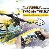 Foldable JJRC H39 RC WiFi HD FPV Camera 2.4GH 4CH 6-Axis VS H37 Drone Quadcopter