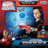 iron arc reactor - Uncle Milton - Marvel Science - Iron Man Repulsor Ray Tech Lab