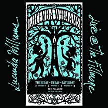NEW Lucinda Williams - Live At The Fillmore (CD)