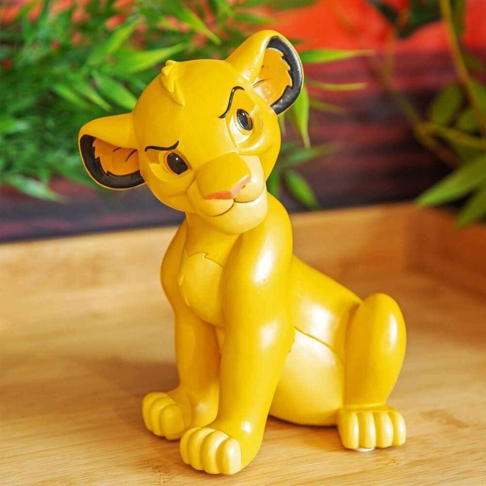 Disney K/önig der L/öwen Simba 3D Money Bank