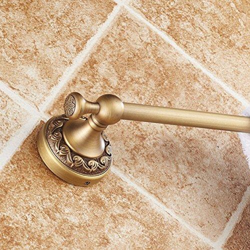 well-wreapped Copper antique Towel rack/European style Towel Bar/retro bathroom accessories/Towel hanger/Towel Bar-A
