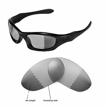 Revant Ersatzlinsen für Oakley Monster Pup Schiefergrau btOj2