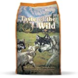Taste of the Wild HPP30 High Prairie Puppy Formula with Bison and Roasted Venison Dry Dog Food, 30-Pound Bag