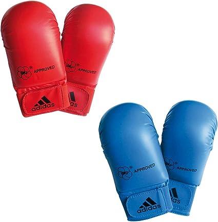 adidas Gants pour Karate KumiteFit Boxe Rouge homologués