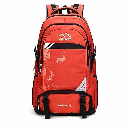 Mochilas para deportes al aire libre Mochilas impermeables y transpirables de viaje multifunción al caminar escalada