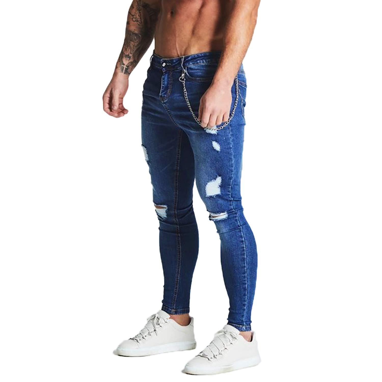 Amazon.com: Pantalones de vestir cuadrados para hombre ...