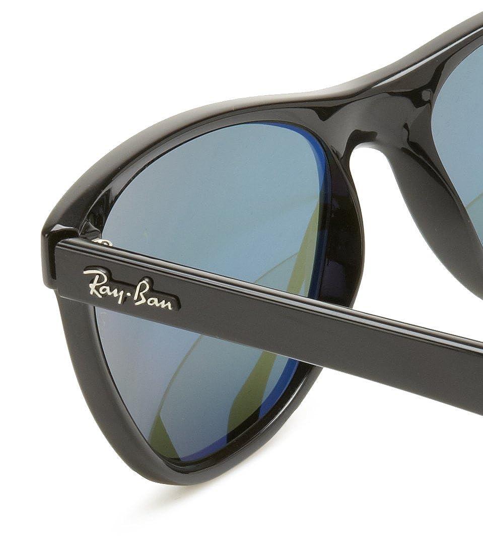 29115074d5e6e ... clearance amazon ray ban rb4184 black frame polar green lenses 54mm  polarized clothing 531be 9b01c