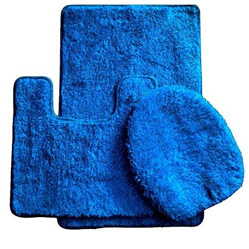 Compare Price Royal Blue Bath Rug On Statementsltd Com