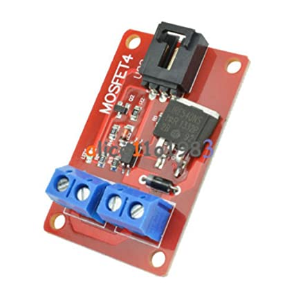 1 Channel 1 Route MOSFET Button IRF540 + MOSFET Switch Module